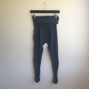 Lululemon drop crotch leggings